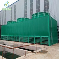 大型玻璃钢冷却塔 玻璃钢横流式冷却塔 冷却塔厂家 低噪效率高