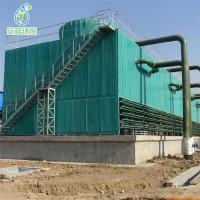 工业型环保冷却塔 玻璃钢逆流式冷却塔 冷却塔厂家 性能稳定