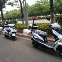 济宁小林物业厂区广场用二轮电动巡逻车直销