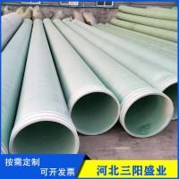 玻璃钢防腐管道 输水玻璃钢管道 玻璃钢污水管道 电力管