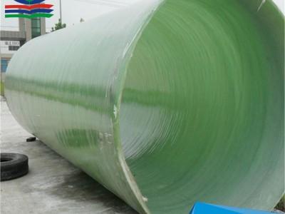 玻璃钢夹砂管道 大口径排水管道 地埋管道 强度高流体阻力小