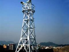 监控塔又名摄像塔 摄像杆 瞭望塔