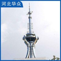 楼顶装饰塔 工艺装饰塔 外型美观耐腐蚀