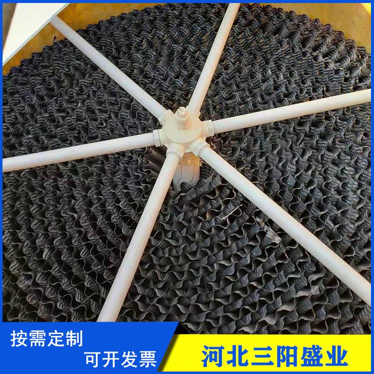 圆形冷却塔填料 电厂
