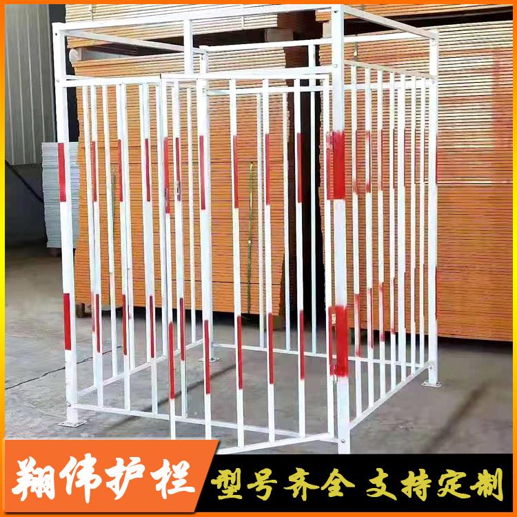 双层安全防护棚 工地配电箱防护棚 配电箱防护栏