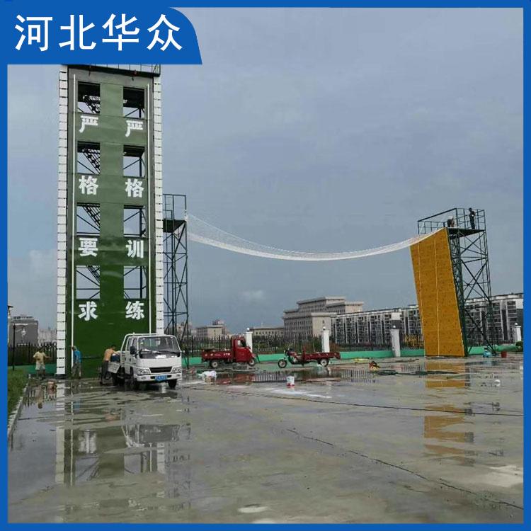 消防训练塔 部队训练铁塔 防腐处理 可卸可装不受地域限制