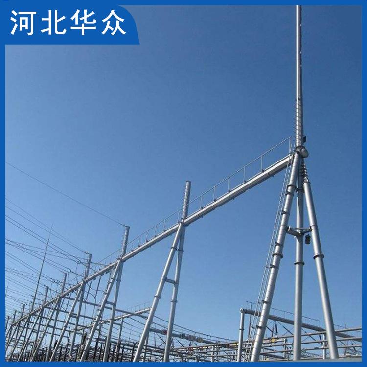 电力架构 变电站架构 电力升压站电力构架 厂家现货