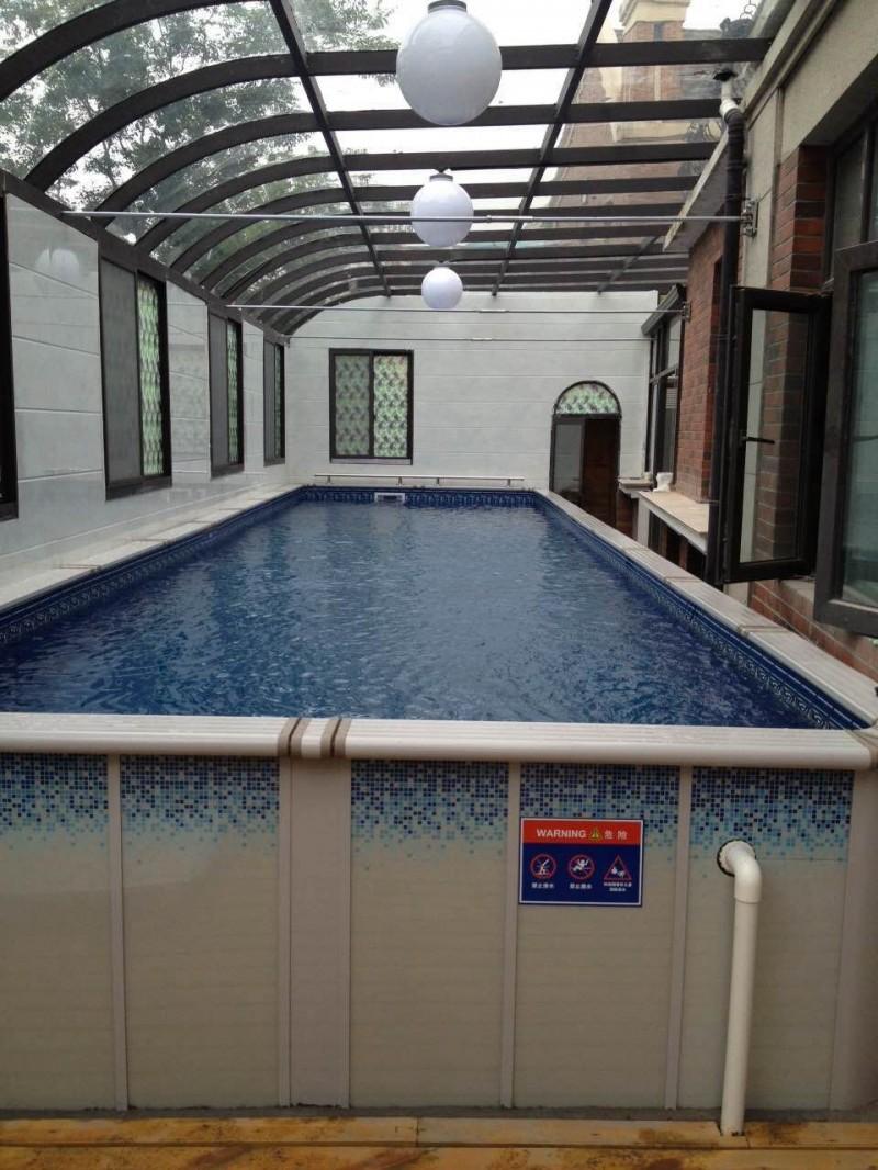 国产拼装泳池