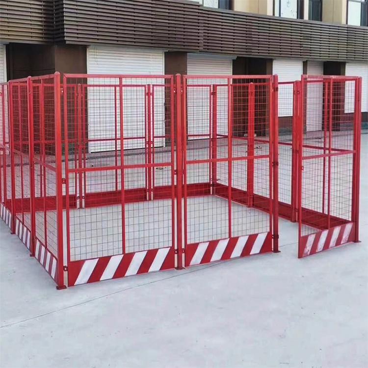 塔吊围栏-塔吊防护围
