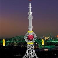 工艺装饰塔