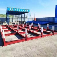钢筋堆放架-工地钢筋堆放架-定型化工钢筋堆放架-盛宾丝网
