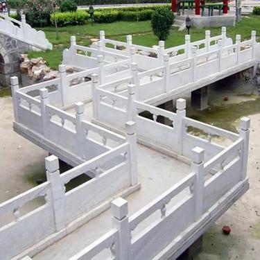 景区石栏杆