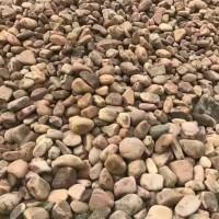 3-5公分鹅卵石 河卵石 切片鹅卵石批发 别墅外墙砖贴面