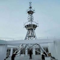 工艺装饰塔 不锈钢工艺装饰塔 钢结构楼顶装饰塔