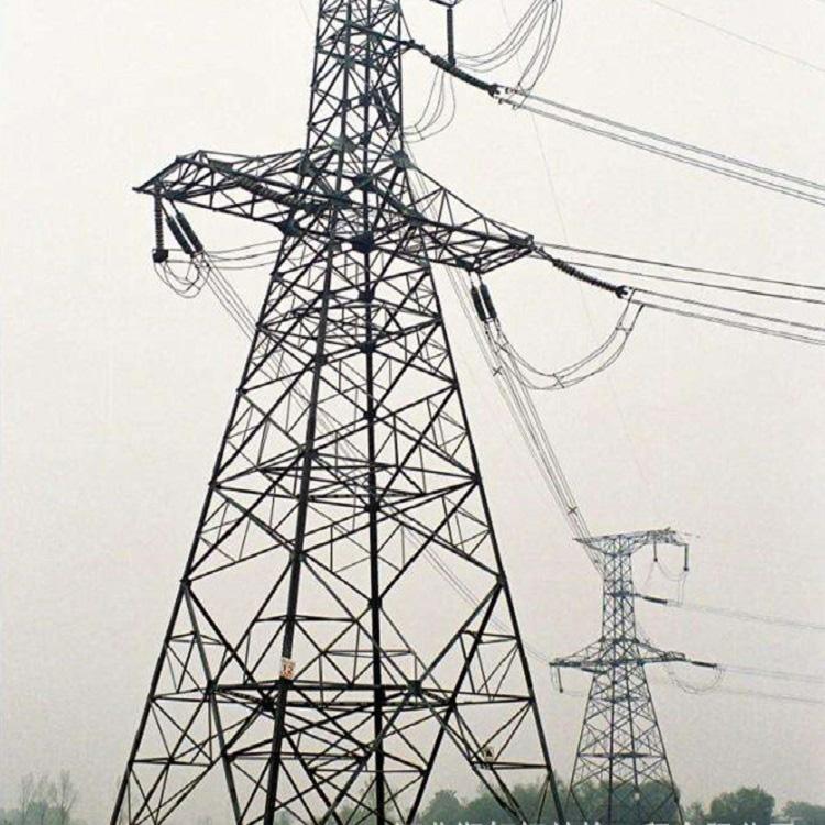 电力塔 架线电力铁塔 四脚角钢架线塔 泰翔钢结构