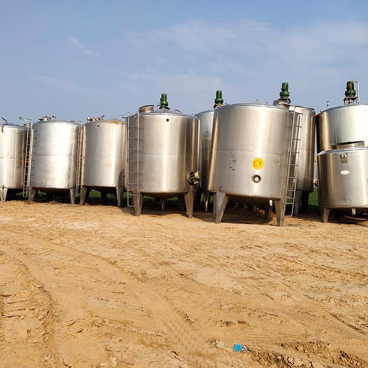 不锈钢无菌储罐 牛奶存储罐 食用级不锈钢储罐 销售报价