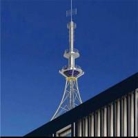 避雷装饰塔 钢结构楼顶装饰塔 不锈钢装饰塔 质量保证