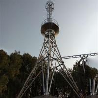 通讯信号装饰塔 楼顶装饰塔 工艺装饰塔 实力厂家