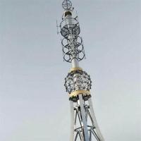 避雷装饰塔 楼顶装饰塔 通讯装饰塔 厂家现货