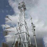 通信铁塔厂家供应 通讯塔价格 角钢通讯塔