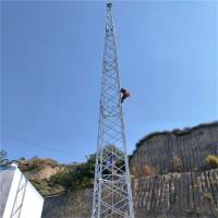 通信避雷塔 高层建筑避雷塔 角钢避雷塔 避雷塔生产厂家