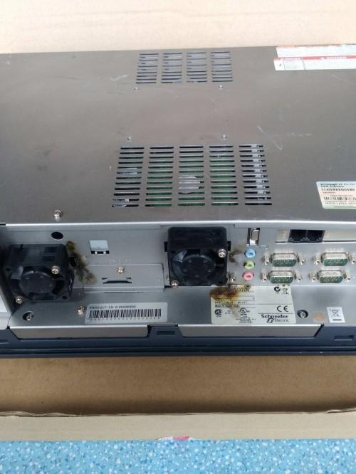施耐德工业计算机蓝屏死机维修
