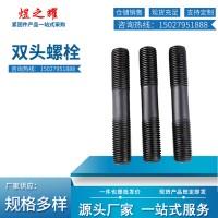 高强度双头螺栓 等长双头螺丝 全螺纹双头螺柱可加工定制