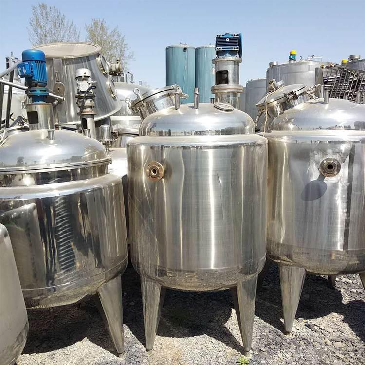 产地直发 不锈钢反应釜 高压反应釜 化工反应釜 价格报价