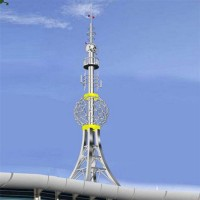 楼顶装饰塔 工艺塔 泰翔钢结构 工艺塔制作 厂家供应