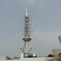 工艺塔 装饰塔 不锈钢装饰塔 泰翔钢结构 厂家制定