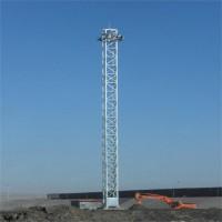投光塔 投光灯塔 钢结构照明灯塔 车站投光灯塔 灯塔制作厂家
