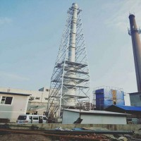 烟筒塔支架制作 火炬塔制定 烟筒塔 现货供应 厂家制作