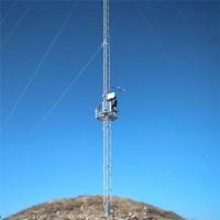 测风塔 气象塔 角钢测风塔 泰翔制作 厂家销售