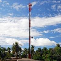 天线杆 5G杆 通讯铁塔 泰翔供应 厂家销售