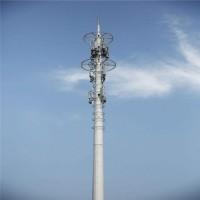 热镀锌通讯塔 电管电力塔 单管电力铁塔 厂家制作 现货供应