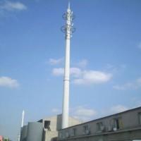 单管美化塔 单管铁塔 单管通讯塔 厂家制作 泰翔供应