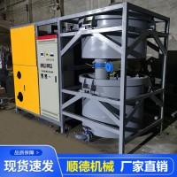 混凝土发泡设备 全自动水泥发泡机 保温轻质混凝土设备