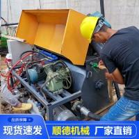 大型水泥发泡机 发泡混凝土设备 二次构造柱泵 顺德实力厂家