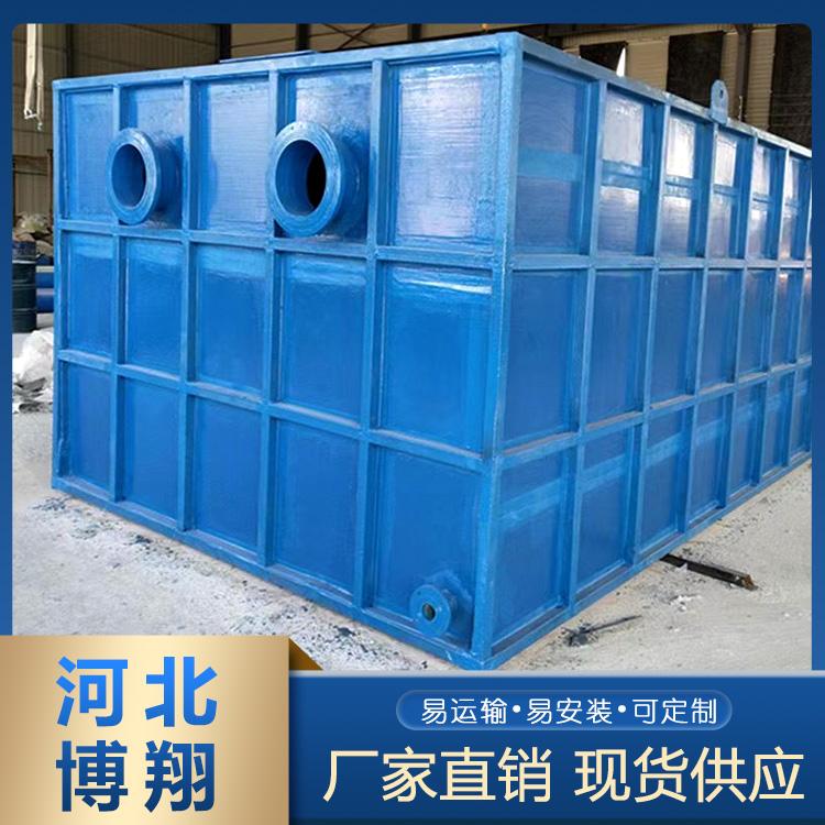 生物除臭箱 污水处理厂生物塔 玻璃钢生物滤池 现货供应