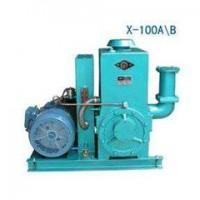 X型旋片式真空泵