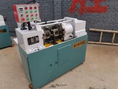 全自动滚丝机施工中的应用方法