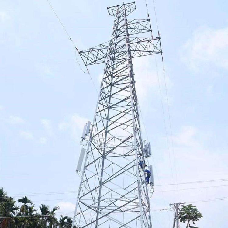电力铁塔 输电线路铁塔 电力通讯铁塔 现货供应 泰翔钢结构 厂家销售