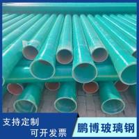 玻璃钢电力保护管 电缆保护管 玻璃钢穿线管 电缆管道