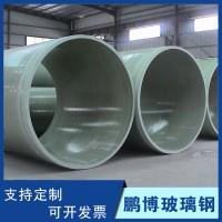 玻璃钢管道 玻璃钢缠绕管道 厂家直销 翕硕环保 现货供应