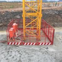 塔吊护栏 安装塔吊护栏 塔吊临时围栏