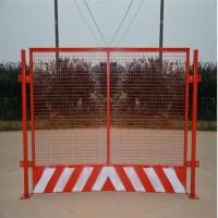 喷塑基坑护栏 网片基坑护栏 竖管基坑护栏