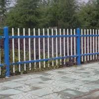 小区别墅围墙护栏 工厂围墙护栏 铁艺护栏