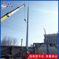 独管避雷塔 45米钢管避雷塔 专业避雷塔厂家 高度可定制