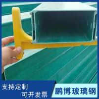 槽式玻璃钢电缆桥架 玻璃钢梯式电缆桥架价格 厂家直销 鹏博玻璃钢