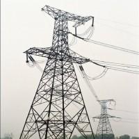 三管电力塔 角钢电力铁塔 电力铁塔 高压电力塔 泰翔钢结构 现货供应